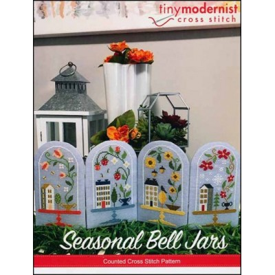 SEASONAL BELL JARS