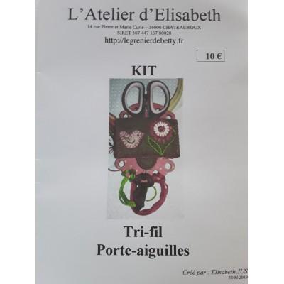 TRI-FILS PORTE-AIGUILLES