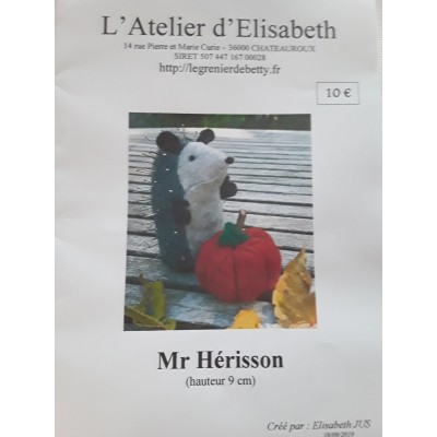 MR HERISSON